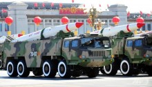 China becomes world\'s number three arms exporter: Study