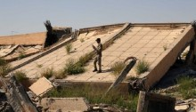 Iraq conflict: Saddam\'s tomb destroyed in Tikrit fighting