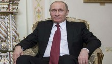 Putin says he weighed nuclear alert over Crimea