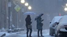 Boston breaks record for snowiest winter