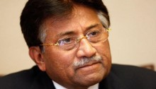 Pakistan court refuses to exempt Musharraf from murder case