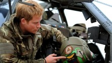 Prince Harry to leave Army in June