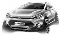 Hyundai launches new sport styled vehicle i20 Active