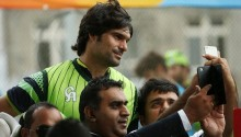 Injured Irfan out of World Cup