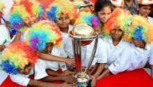 Number's up for cricket World Cup superstitions