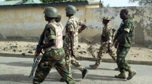 Nigeria says it has ousted Boko Haram from town of Bama