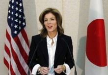 Japan Investigates Death Threats to US Ambassador Kennedy
