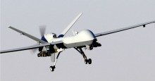 Syria claims downing of US drone