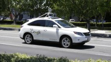 Firms Press Ahead With Driverless-Car Technology