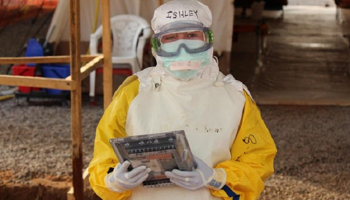 \'Ebola-proof\' tablet device developed