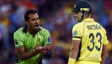 Riaz, Watson charged by ICC for Code of Conduct violation