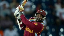 West Indies lose four wickets in power play