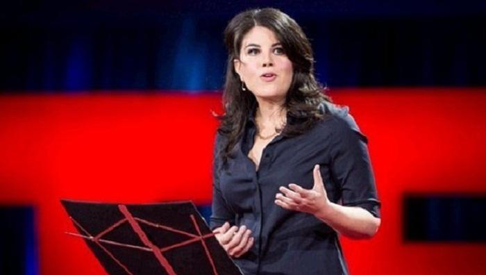 Monica Lewinsky calls for a more compassionate internet