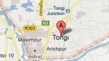 Driver found dead in Tongi