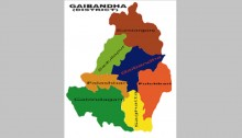 Four shops robbed in Gaibandha