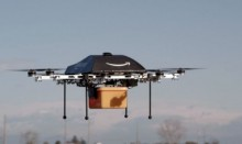 Amazon says US too late on drone rules