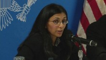BD political impasse impeding economic progress: Nisha Deshai Biswal