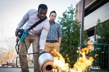 New fire extinguisher: Fighting fire with sound waves (video)