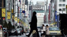 Japan nears deflation as consumer prices stop rising