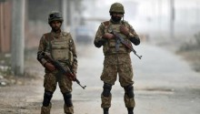 Pakistan Says Soldiers Killed 15 Militants near Afghan border