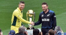 New Zealand eye World Cup title, Clarke to quit from ODI