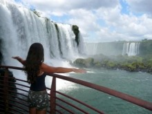 Video: Iguazu Falls, the natural wonder which should be on everyone\'s bucket list