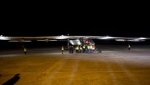 Solar Impulse plane leaves Myanmar for China
