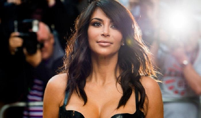 Kim Kardashian shares secret to her flawless face