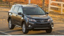 Toyota\'s Rav4 gets cheap automatic braking