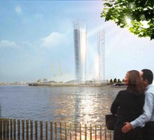 Architects plan skyscraper that \'casts no shadow\'