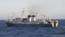 Russian trawler sinks off Kamchatka with 54 dead