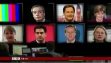 Election 2015: Leaders prepare for live debate
