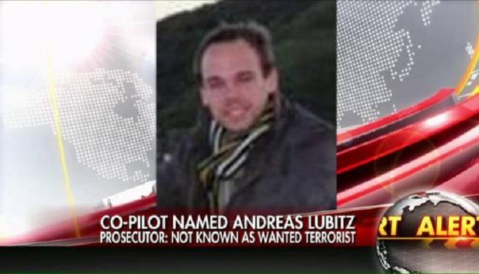 What if Andreaz Lubitz, the German co-pilot, were a Muslim?