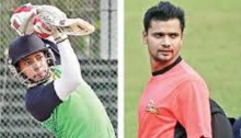 Mushfiqur remains Test captain, Mashrafe to lead in ODIs and T20