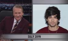 Bill Maher accused of Islamophobia for comparing Zayn Malik to Boston marathon bomber (Video)