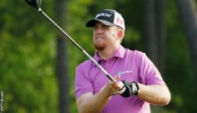 Houston Open: JB Holmes wins play-off to deny Johnson Wagner