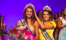 A pageant queen with substance