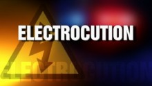 Two electrocuted in capital