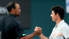 Tiger Woods: Rory McIlroy says he learned from \'best player ever\'