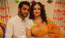 Hridoy Khan and his model wife Sujana split