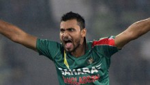 \'Mashrafe in 14-man squad, will miss the opening ODI with Pakistan due to suspension\'