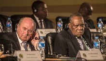 Africa pledges its support for Sepp Blatter in Fifa presidency elections