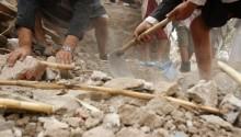 Yemen says Saudi airstrikes hit school, injuring students