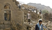 560 dead amid fears of humanitarian collapse in Yemen