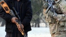 US soldier dies in gunfight with Afghan forces