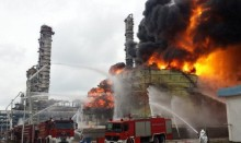 Thousands evacuated as China chemical fire reignites