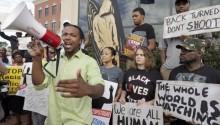 South Carolina protesters decry police shooting