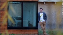 Liquid engineering: Meet the man who builds houses with water