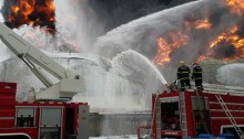 30,000 Evacuated in China Chemical Plant Fire