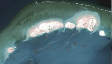 New images show China literally gaining ground in South China sea